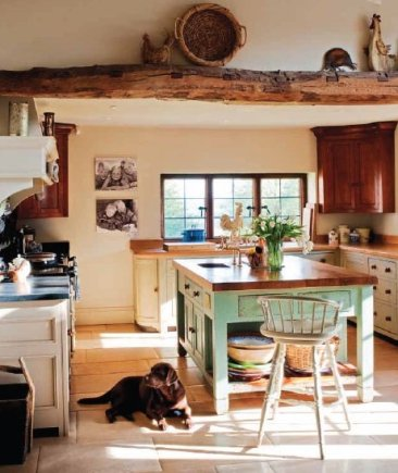 Cozy Kitchen Warmland Home Inspections